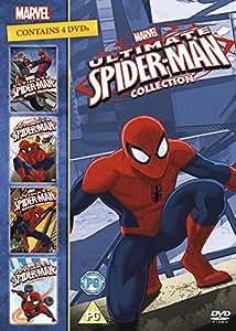 Ultimate Spider-Man - Vol 1-4 Box Set [Import anglais]