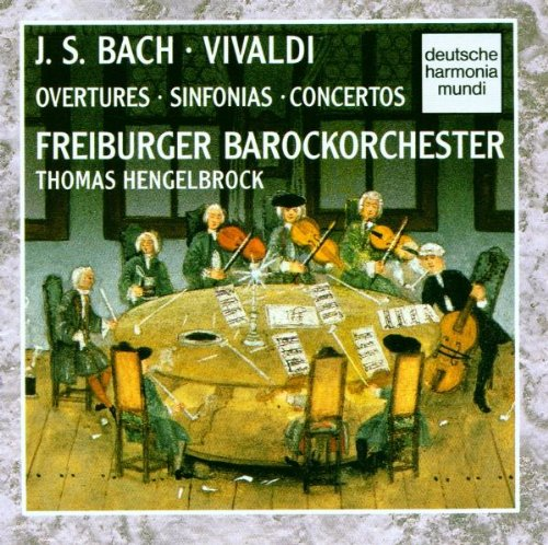 Overtures - Sinfonia - Concertos [Import anglais]