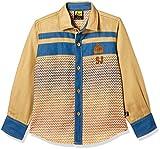 Seals Boys' Shirt (AM8233_beige_6)