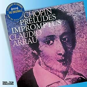 Chopin: Preludes / Impromptus (DECCA The Originals)
