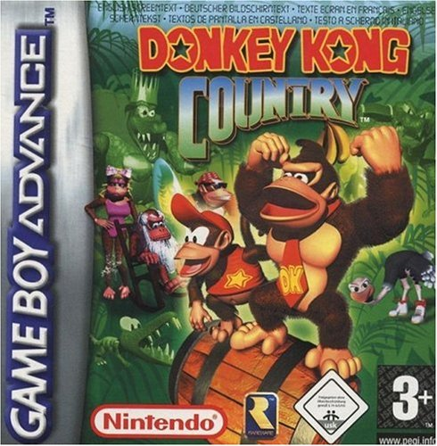 Donkey Kong Country (für Gameboy Advance)