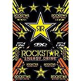 FX Sponsor Aufkleber Kit Rockstar