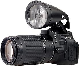 Rogue safari DSLR Pop-up Flash Booster per Reflex Nikon Canon