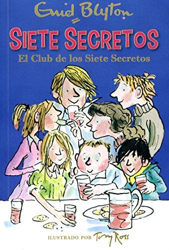 El Club De Los Siete Secretos descarga pdf epub mobi fb2