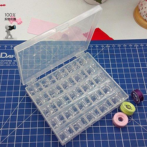 honeysew 25pcs/scatola da cucito bobina bobina classe