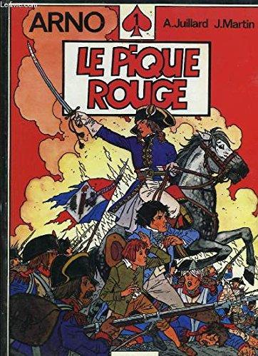 Arno n°1. le pique rouge. par (Cartonné - Jan 1, 1984)