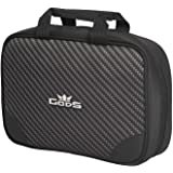 Gods Utility Kit - A Toiletry kit for Men, Clear View Compartments, Easy Carry Handle, Quick Access Back Pocket & Abrasion Re