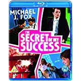 The Secret Of My Success [Blu-ray] UK-Import (Region 2) - Sprache: Englisch.