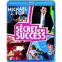 The Secret Of My Success [Blu-ray] UK-Import (Region 2) - Sprache: Englisch.