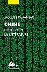 Chine, histoire de la littérature par Pimpaneau
