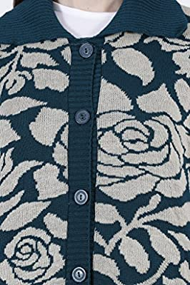 Urban Studio Full Sleeve Woolen Sweater for Women