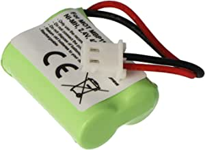 Akku Passend Für Motorola Mbp11 Nimh 2 4v 400mah Elektronik