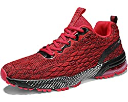 Mens Womens Trainers Running Shoes Walking Jogging Lightweight Outdoor Sports Shoes Athletic Fitness Run Casual Sneakers