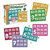 Diset Juguete educativos Tablas De Multiplicar (68957)