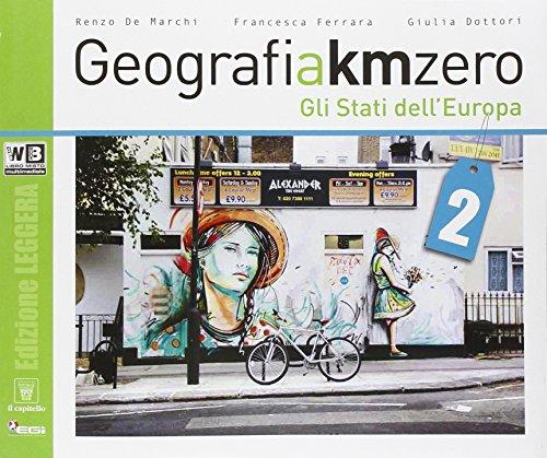 Geografia a km 0. Ediz. leggera. Per la Scuola media. Con DVD. Con e-book. Con espansione online: 2