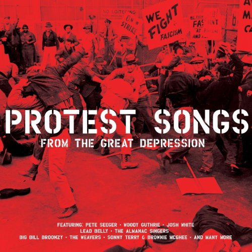 Protest Songs - 50 Originals f...