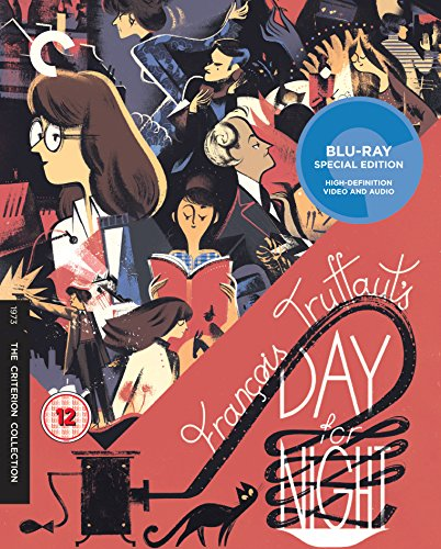Day For Night (The Criterion Collection) [Blu-ray] [2016]