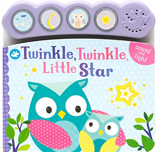 Twinkle, Twinkle, Little Star: Sound and Light (Little Learners Board Books)