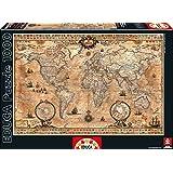 Educa 15159 - Puzzle - Historische Weltkarte, 1000-Teilig