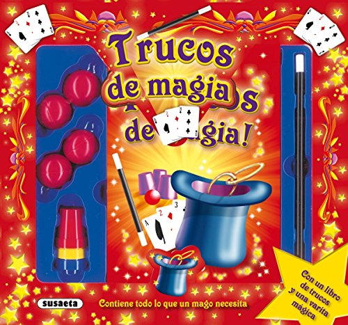 Trucos de magia (¡Abracadabra!) por Susaeta Ediciones S A