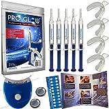NEW PRO GLOW® Professional Teeth Whitening Kit Tooth Whitening Gel Kit White Dental