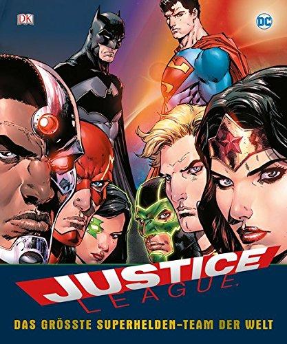 (DC Justice League: Das größte Superhelden-Team der Welt)