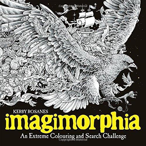 Imagimorphia by Kerby Rosanes (2016-05-05)