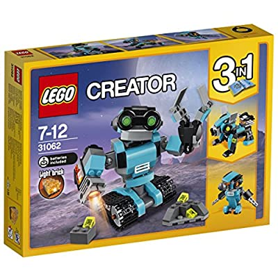 Lego Robo Explorer, Multi Color
