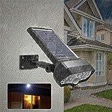 Rasenleuchten Solarlampe Wasserdicht Solarstrahler Led Weg Wandleuchten Outdoor Gartenleuchte Weiß Wie Abgebildet