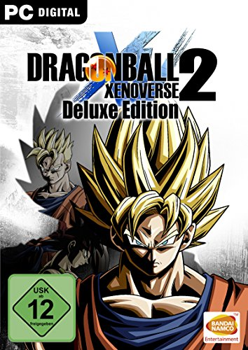 Dragon Ball Xenoverse 2 Deluxe