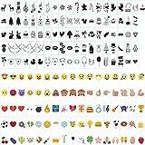 Cinema Sign Avec 96 Noir + 85 Coloré Lettres, nombres, symboles et emojis pour la boîte cinématique de format A4 Spéciaux Décoratifs
