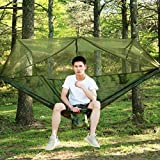 Best Tarps - Tradico® Portable Parachute Mosquito Net Hammock Bed Review