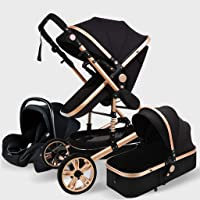 RetroFun Universal Baby Stroller Sunshade,Sail Sun Baby Stroller UV Protection Dustproof Sunshade for Pram Buggy and Carrycot Pushchair