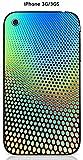 Onozo Coque Apple iPhone 3G/3GS design Degrade bleu & marron