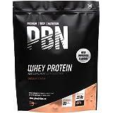 PBN - Premium Body Nutrition Siero di Latte in Polvere, 1 Kg (Pacco da 1), Sapore di Cioccolato, Gusto Ottimizzato