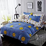 #8: ac comforter double bed with bedsheet(4 Piece Combo Set of Double Luxurious Reversible Comforter and Premium Elegant Bedsheets with 2 Pillow Covers)