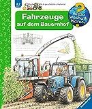 Fahrzeuge auf dem Bauernhof