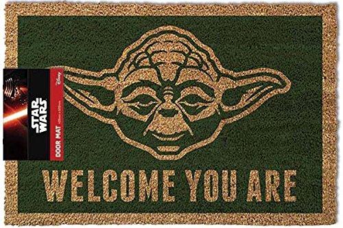 comprare on line Import Star Wars Yoda Zerbino, multicolore prezzo