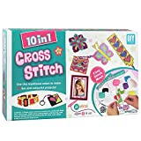 #8: CROSS STITCH CRAFT 10 in 1 Kit GAME