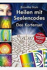 Heilen mit Seelencodes. Das Kartenset: Persönliche Heilbilder aus Symbolen, Zahlen,  Wörtern und Farben erstellen Karten