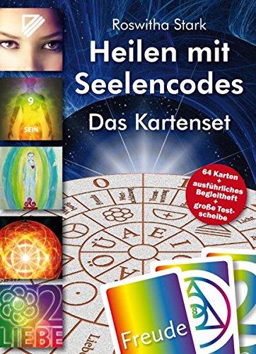 Heilen mit Seelencodes. Das Kartenset: Persönliche Heilbilder aus Symbolen, Zahlen,  Wörtern und Farben erstellen Wort Familie Karten