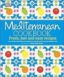 Mediterranean Cookbook by Marie-Pierre Moine (2014-04-01)