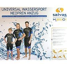 6b527cb5b44ee9 Salvas Universal Wassersport Neopren Anzug, H2passion, Taucheranzug für  Kinder Jugendliche & Erwachsene, Surfing
