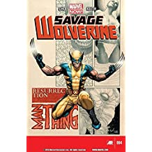 Savage Wolverine #4 (English Edition)