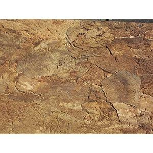 Korkrückwand innen Desert 90x60 cm, Terrarium, Kork Rückwand (92016)
