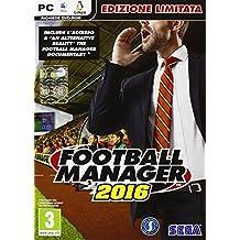 Football Manager 2016 - Limited [Importación Italiana]