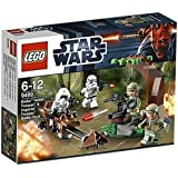 LEGO Star Wars 9489 - Endor Rebel Trooper & Imperial Trooper Battle Pack