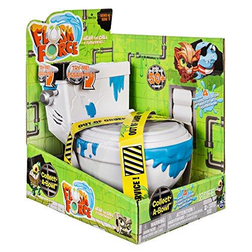 Flush Force-Collector Toilet (Bizak 61928805) -