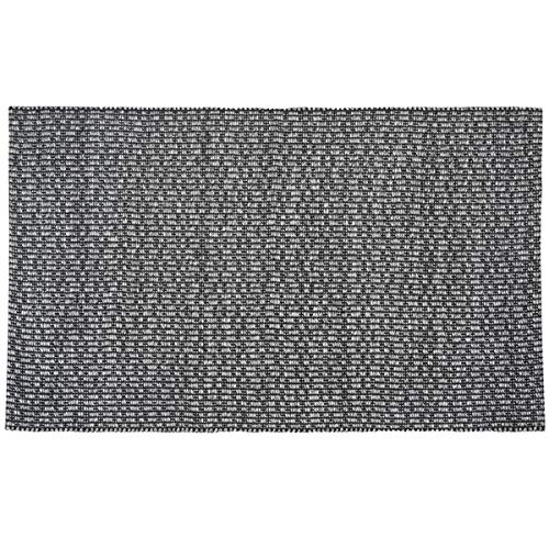 Läufer Pads (pad - Teppich Läufer - Kebu - Farbe: Anthrazit, Grau - 92 x 172 cm - dreidimensionel Gewebt)
