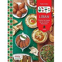 Liban - Toutes les bases de la cuisine libanaise